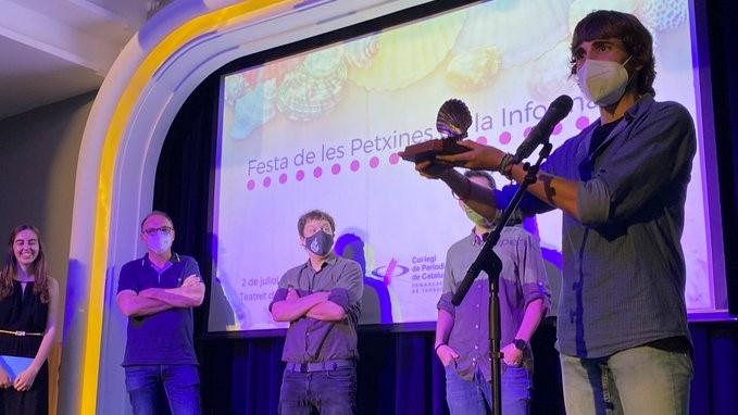 El programa Carrer Major guanya la Petxina Km. 0 del Col·legi de Periodistes de Tarragona