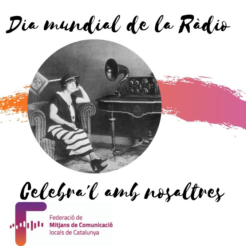 El món de la ràdio celebra el seu Dia Mundial!
